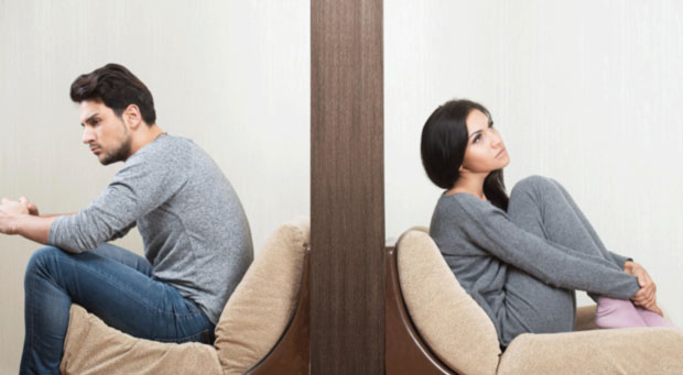 روش صحیح بحث کردن با همسر