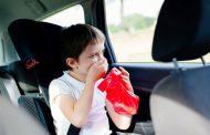 رفع بوی بد داخل ماشین
