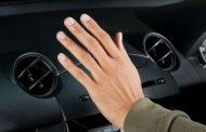 گرم کردن خودرو در سرما