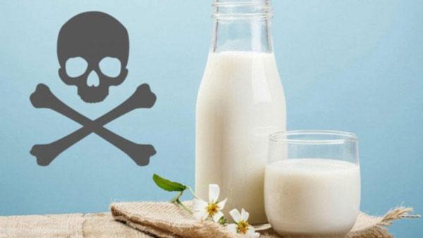 شیرهای سمی
