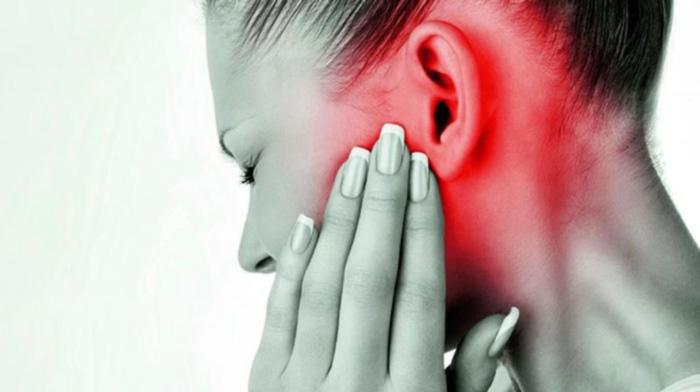 گوش درد و راه درمان