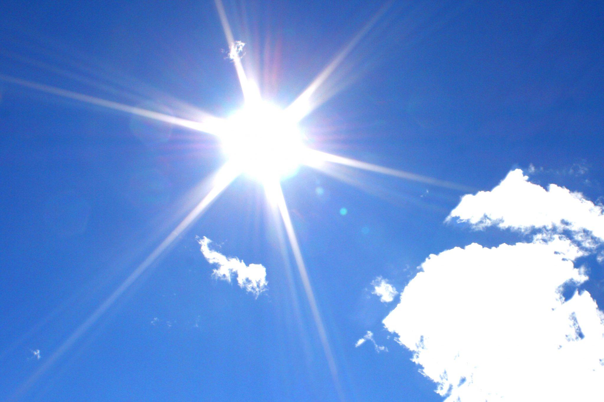 درمان آسم با نور خورشید