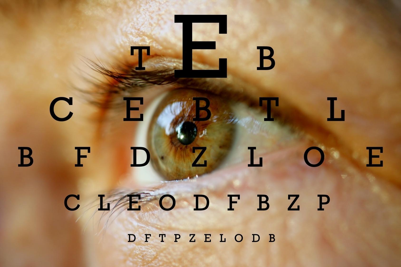 عفونت چشمی همراه با تاری دید را جدی بگیرید