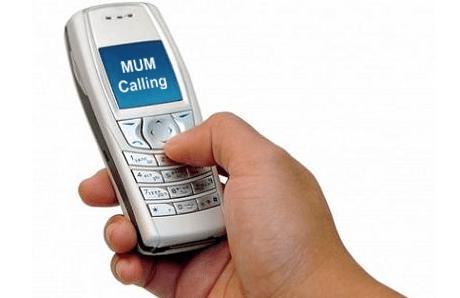 مدت زمان هر مکالمه با تلفن همراه چقدر باید باشد؟