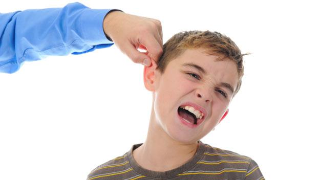 استانداردی برای تنبیه کودک